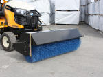 """48"""" Rotary Broom for Lawn and Garden Tractors"""