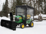 "40"" Berco Winter Cab"