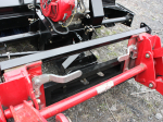 """54"""" Premium Snowblower for tractors equipped with """"Skid Steer"""" style attach"""