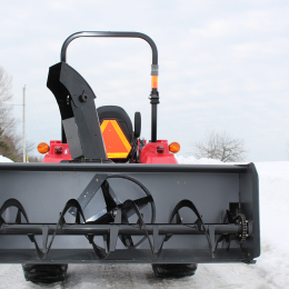 "64"" 3 Point Hitch Berco Snowblower"