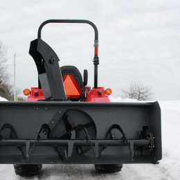 """64"""" 3 Point Hitch Berco Mistral Snowblower"""