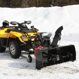 "Versatile Plus 54"" Snowblower"