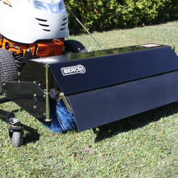 "48"" Rotary Broom for Lawn and Garden Tractors"