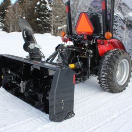 "48"" 3 Point Hitch Pro Series 1000 Berco Snowblower"