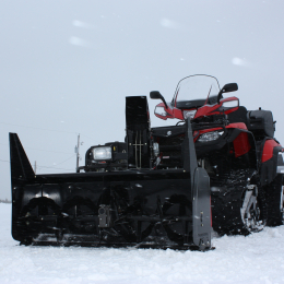 "Premium 54"" Snowblower"