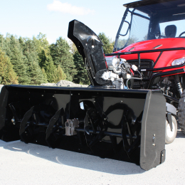 "Vantage 72"" Snowblower"